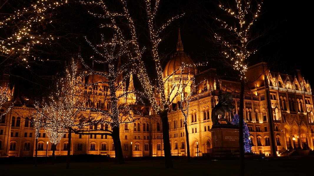 budapest weihnachten