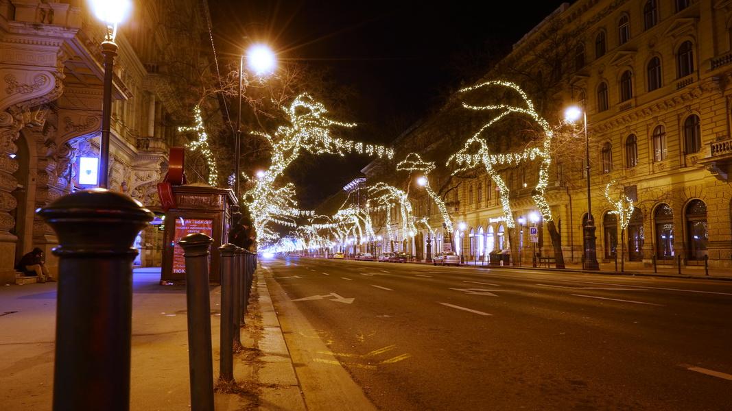 budapest weihnachten 1