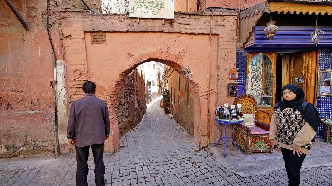 Medina Marrakesch Triptramper